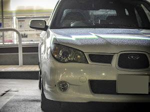 インプレッサ スポーツワゴン GG2 のカスタム事例画像 NANAさんの2019年01月10日20:36の投稿