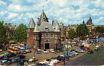 Photo: Amsterdam - Nieuwmarkt 1