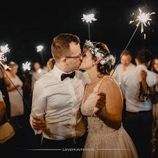Wedding photographer Maciej Niechwiadowicz (LoveHunters). Photo of 20.07.2018
