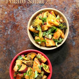 Harissa Potato Salad
