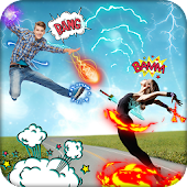Super Power Effect Photo Editor