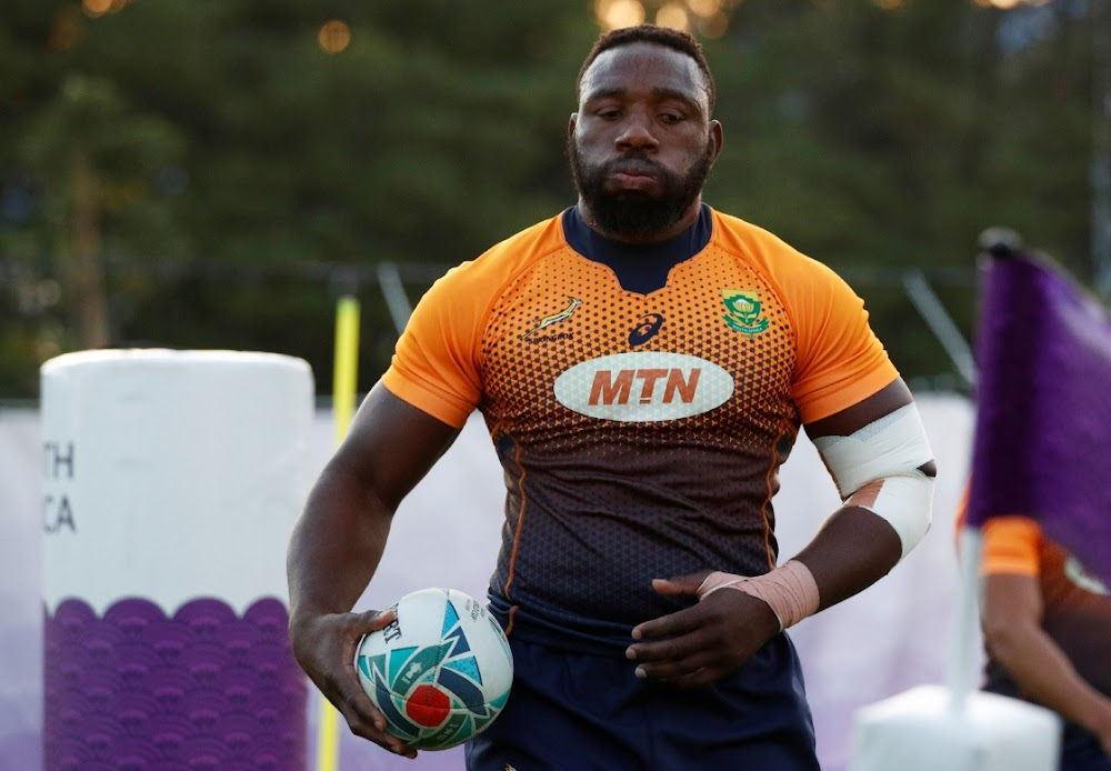 Tendai Mtawarira shares his wisdom: 'Everything has led to this moment'