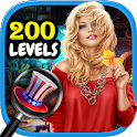 Hidden Object Games 200 Levels : Haunted Hotel icon
