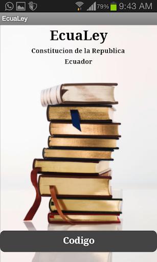 Constitucion Ecuador EcuaLey