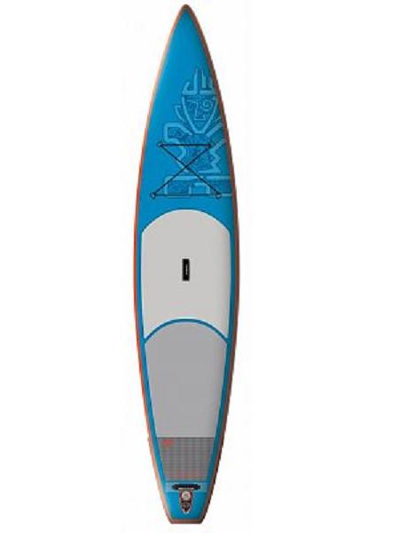 Starboard Astro Exploring Touring Zen + Tiki paddle