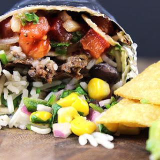 Chipotle Barbacoa Beef Burrito (Copycat)