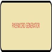 Random Password Generator Android APK Download Free By Nilesh Chakraborty