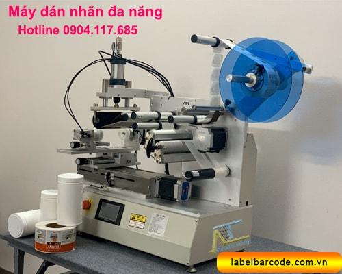 máy dán nhãn đa năng giá rẻ tại an thành