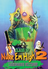 Class of Nuke 'Em High Part Two: Subhumanoid Meltdown