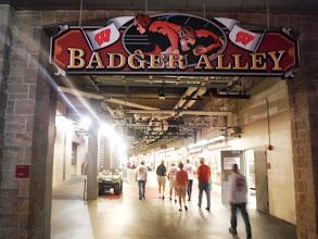 Photo: Visit to U of Wisconsin football Stadium in Madison WI