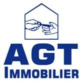 Logo de A.G.T IMMOBILIER