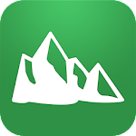 Wandermap - Your hiking map Icon
