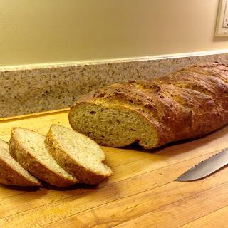 Multigrain Cottage Cheese Bread.