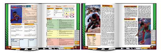 The Workshop – Sentinel Comics The Roleplaying Game Review