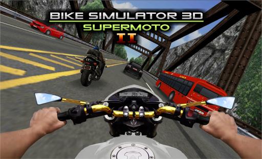 Bike Simulator 2 - 3D Game for PC