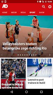 AD nieuws, sport en regio Screenshot 3