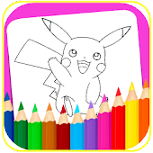 Coloring Book Pokemon