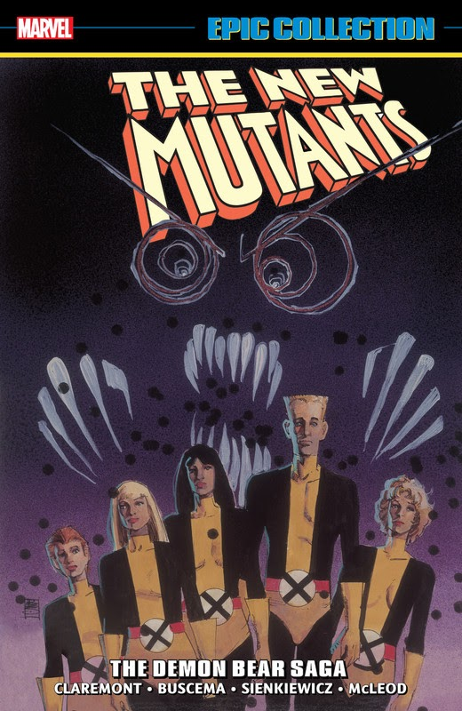 New Mutants Epic Collection: The Demon Bear Saga (2019)