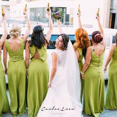 Wedding photographer Carlos Lova (carloslova). Photo of 01.07.2016