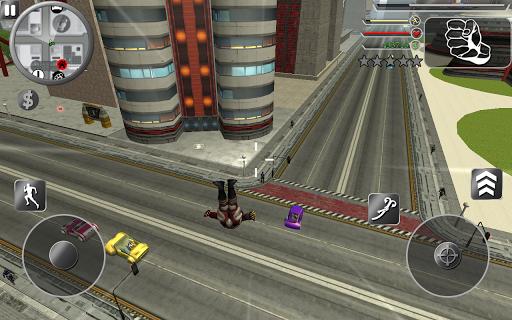 Rope Superhero Unlimited 1.1 screenshots 2