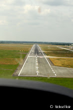 Photo: Short final runway 27 på Bremen