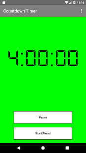 Countdown Timer Capture d'écran