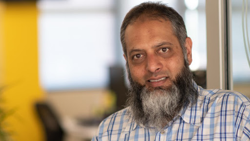Naseem Ahmed, cloud enablement practice lead at Synthesis.