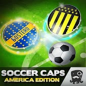 Soccer Caps Stars League America Edition