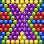 Bubble Shooter Heroes Icon