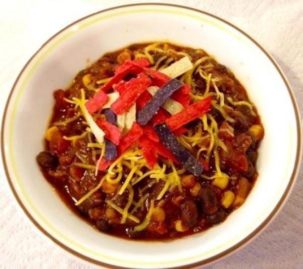 Easy Crock-pot Chicken Chili Recipe