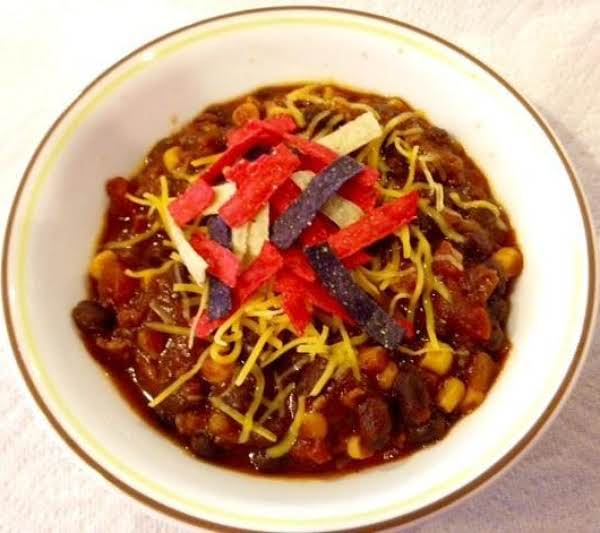 Easy Crock-pot Chicken Chili