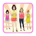 Dress Up Princess Party Girl icon