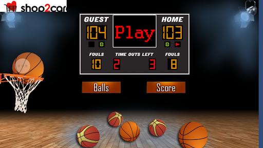 Basketball Mania Pro