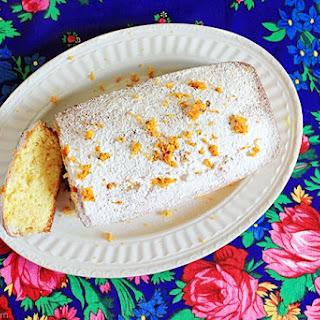 Moroccan Orange Cake Recipe