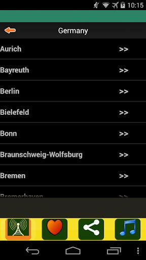 無料新闻Appのラジオドイツ|記事Game