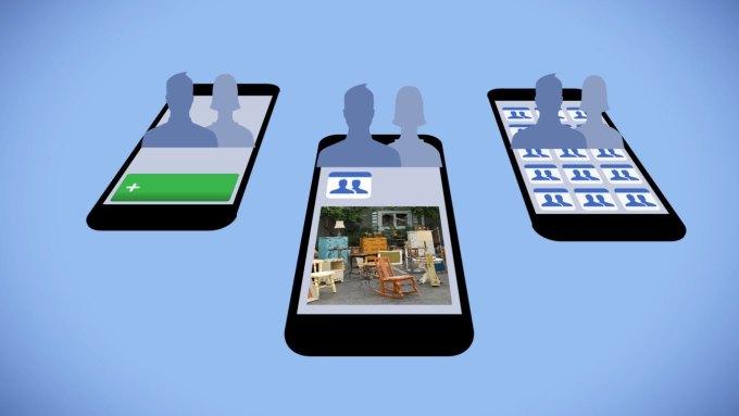 Facebook Marketplace chính thức ra mắt người dùng