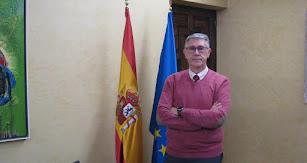 Mario Urrea, presidente de la Confederación Hidrográfica del Segura.