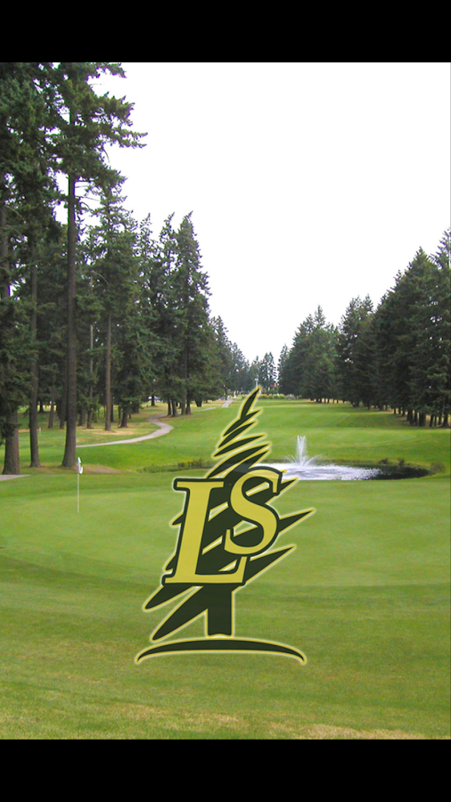 Lake Spanaway Golf Course- screenshot