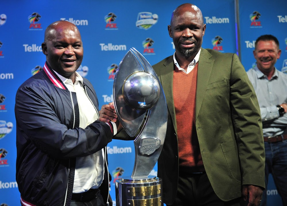'Steve showing he's been good all the time irrespective of what happened at Kaizer Chiefs'' says Mosimane