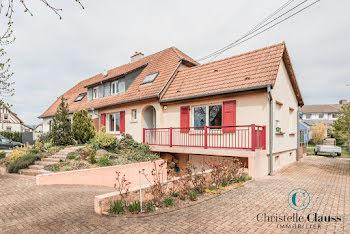 maison à Kingersheim (68)
