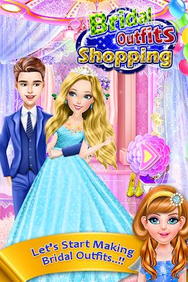 Bridal Outfits Shopping screenshot