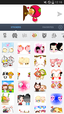 Love Stickers for messenger 1.0.1 screenshot 119042