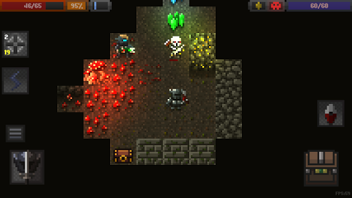 Caves (Roguelike) apktram screenshots 8