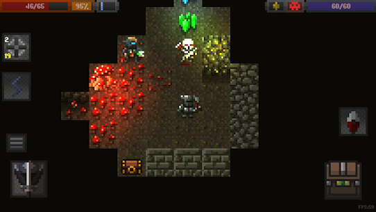 Caves (Roguelike) Mod Apk Download For Android and Iphone 8