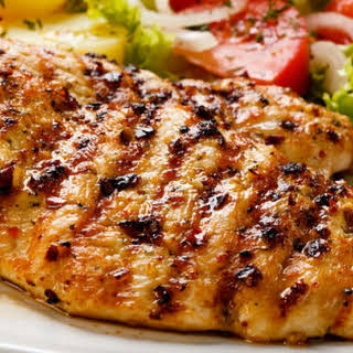 Spicy Lime Grilled Chicken.