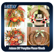 Autumn DIY Pumpkins Please Wreath icon