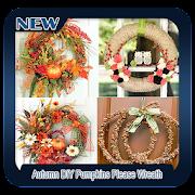 Autumn DIY Pumpkins Please Wreath icon