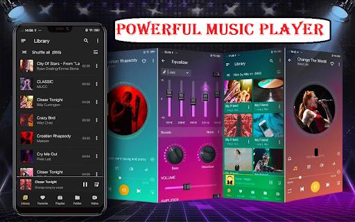 Music Player Pro-Powerful Mp3 Audio Player (No Ads cheat hacks