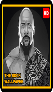 The Rock Wallpapers HD WWE - náhled