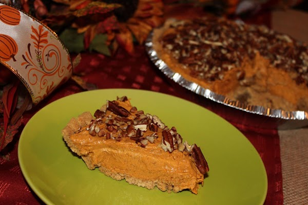 Butterscotch Pumpkin Pudding Cheesecake Recipe